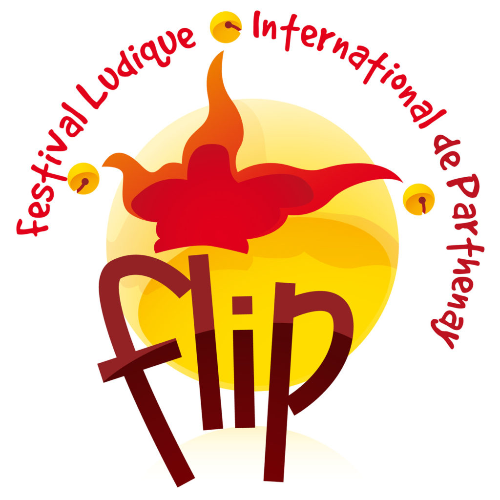 Les jeux d'escape game - Escape House - sur le FLIP - Festival Ludique International de Parthenay